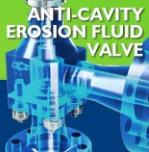 Anti-cavity erosion fluid valve