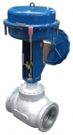Control valve type Z1B DN200 with pneumatic actuator type 1500 POLNA S.A.